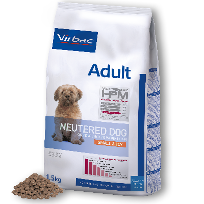 Adult Neutered Dog Small & Toy von Virbac
