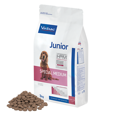 Junior Dog Special Medium von Virbac